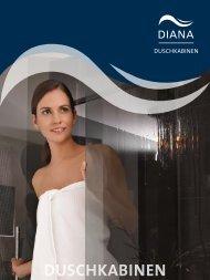 DUSCHKABINEN - Diana