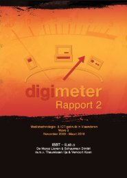 Download de samenvatting van het rapport van wave 2 - Digimeter