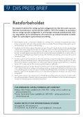 Press Briefs: De danske forbehold over for den Europæiske ... - DIIS - Page 6