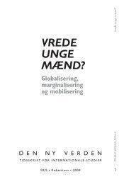 DNV2004-3 Et liv som kriminel. Farvede unge mænds ... - DIIS