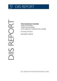 Download den samlede rapport på dansk og engelsk (pdf, 11 ... - DIIS
