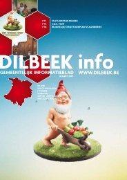 INFO KORT - Gemeente Dilbeek