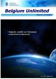 Belgische satelliet om Vietnamese ecosystemen te observeren