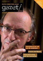 Gazet - Dutch Directors Guild