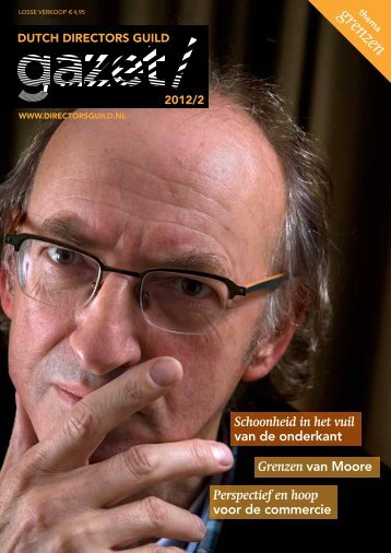 Gazet - Dutch Directors Guild