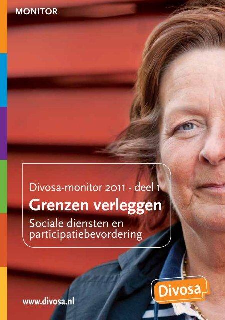 Divosa-monitor 2011 deel 1 - Grenzen verleggen