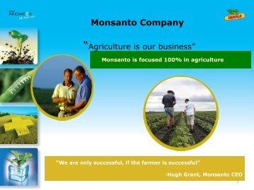 Monsanto Company - dlg