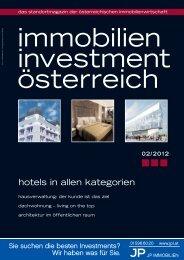 immobilien investment oesterreich 2-2012.pdf - DMV - della lucia ...