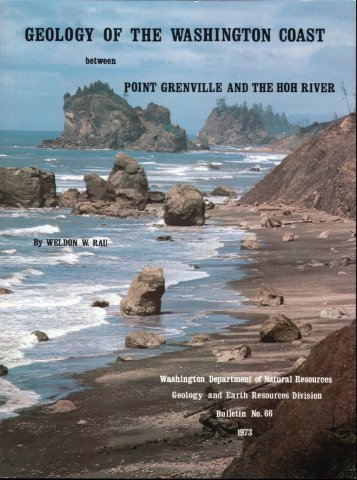 geology of the washington coast - Department of Natural Resources