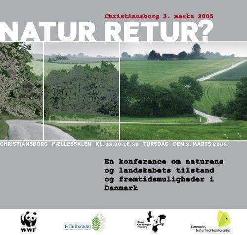 NATUR RETUR? - Dansk Ornitologisk Forening