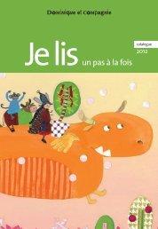 Catalogue en format pdf - Dominique et Compagnie