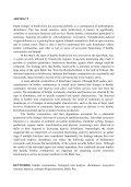 Disturbance and Ecosystem Functioning - Doria - Page 5