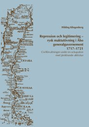 3. Åbo generalguvernement inrättas