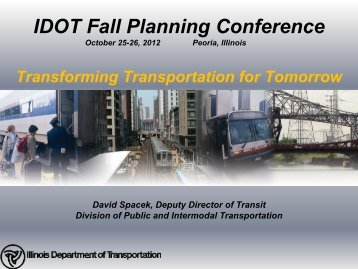 Meeting the Challenge… - Illinois Department of Transportation