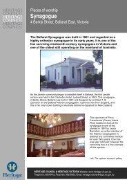 Ballarat Synagogue