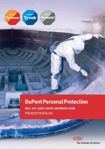 warum proshield - DuPont Personal Protection