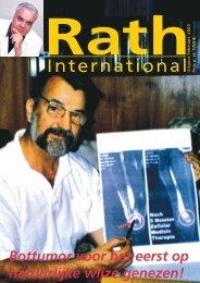 Actueel - Dr. Rath Gezondheidsalliantie