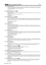Uge 4, torsdag 24. jan 2013 - Dr