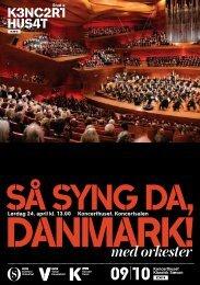 Så Syng da, danmarK - DR