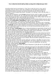 Download prædiken som PDF-fil - DR