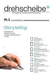 Storytelling - Drehscheibe