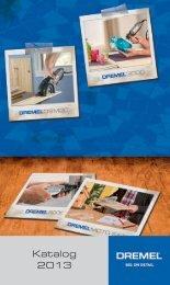 Katalog 2013 - Dremel