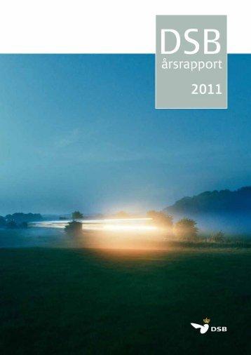 Årsrapporten - DSB