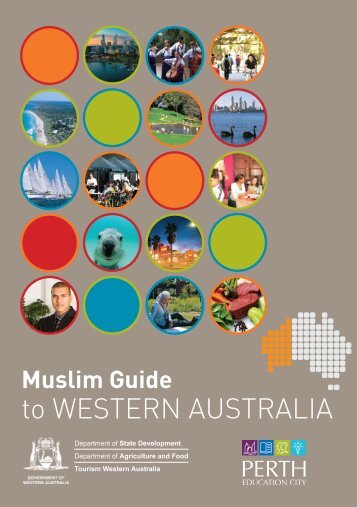 Muslim Guide to Western Australia - Department of State ...