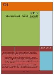 NTI 5 - Deutsche Schule Bilbao