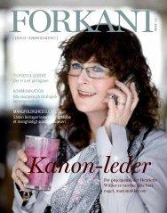 Forkant_2009_01 - Dansk Sygeplejeråd
