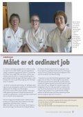 Kredsløbet 01 2011 - Dansk Sygeplejeråd - Page 7
