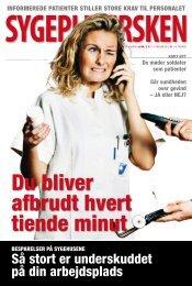 Sygeplejersken 2010 Nr. 3 - Dansk Sygeplejeråd