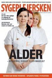 Sygeplejersken 2009 Nr. 7 - Dansk Sygeplejeråd
