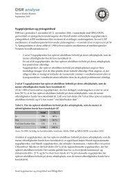 Analyse: Sygeplejersker og ytringsfrihed