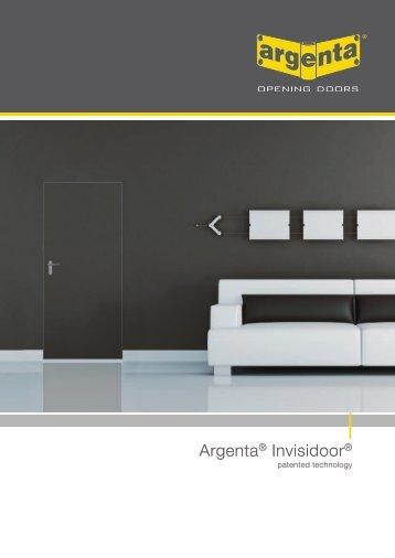 Argenta® Invisidoor® - Du Pont bvba