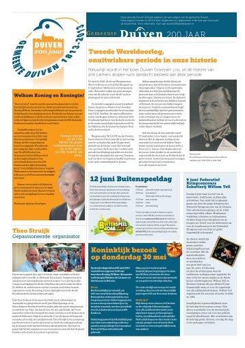 Duiven_200_jaar_22_mei 2013 (pdf) - Gemeente Duiven