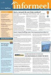 Informeel week 25 (pdf) - Gemeente Duiven