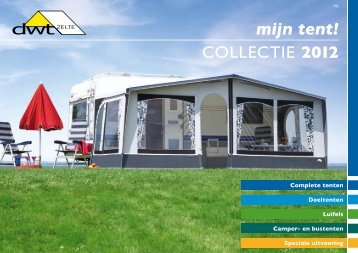 2012 Collectie - dwt-Zelte
