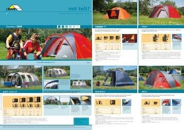 Outdoor 2009 - dwt-Zelte