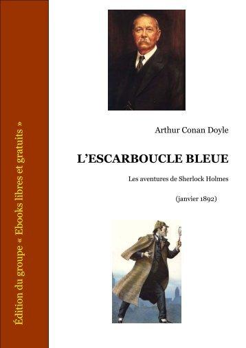 l'Escarboucle bleue - Ebooks libres et gratuits