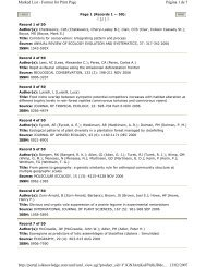 Página 1 de 7 Marked List - Format for Print Page 13/02/2007 http ...