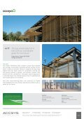 STRENGTH MEETS SUSTAINABILITY: University of ... - Ecobuild - Page 2