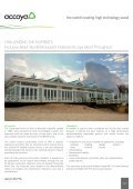 STRENGTH MEETS SUSTAINABILITY: University of ... - Ecobuild - Page 3