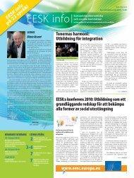 EESK info på 22 språk! - EESC European Economic and Social ...