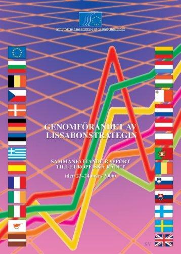bidrag från de nationella ekonomiska och sociala råden i eu - EESC ...