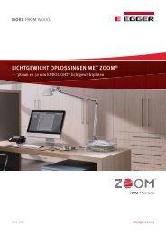 Lichtgewicht oplossingen met ZOOM® (Nederlands/PDF)