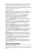 Annual Report 2012 - SWG Red Cells and Iron - European ... - Page 2
