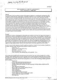 ANNEX II ENVIRONMENTAL IMPACT ASSESSMENT, NON ...