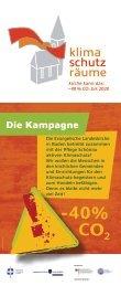 Klimaschutzkonzept Ausstellung - Evangelische Landeskirche in ...