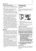 Droogautomaat NCD 11714 - Electrolux-ui.com - Page 5